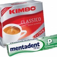 caffè dentifricio - imballaggi superflui